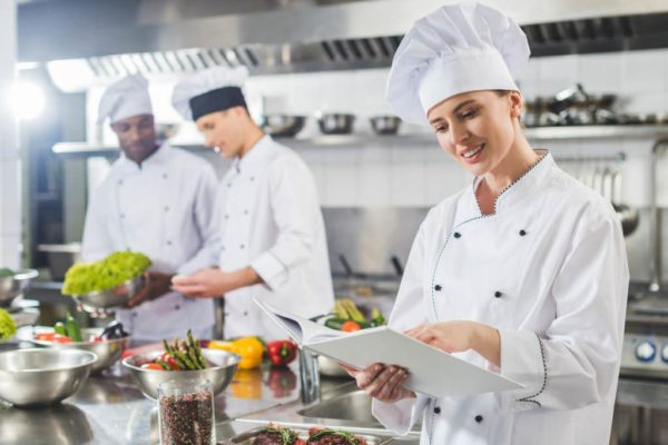 Les femmes cheffes de la gastronomie Française