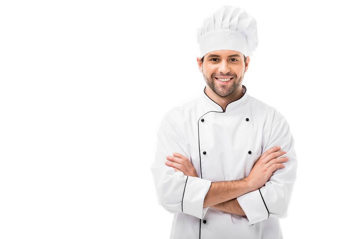 veste cuisine commis